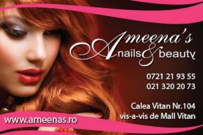 Ameenas Nails&Beauty